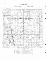 Silver Lake Township, Iowa Lake, Seeley Shaver Timber Lots, Swan Lake, Martin County 1961